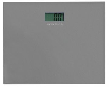 Gedy Rainbow Electronic Scales Silver RA90-73